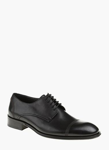Divarese %100 Deri Klasik Ayakkabı Siyah